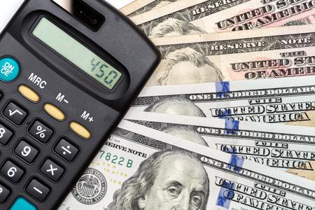 fifty dollar bill: Adding