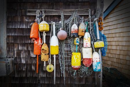 floats: Old Lobster Floats