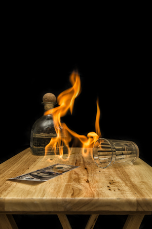 burning money: Burning Your Money