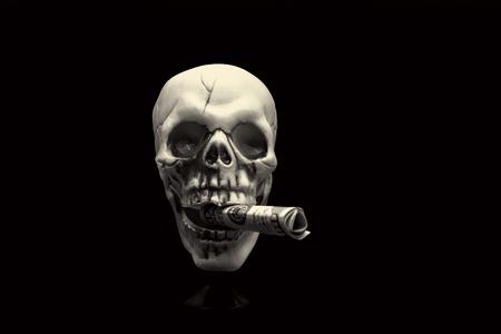 Smoking my Money