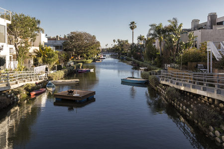 the abbot: Venice Beach Canal