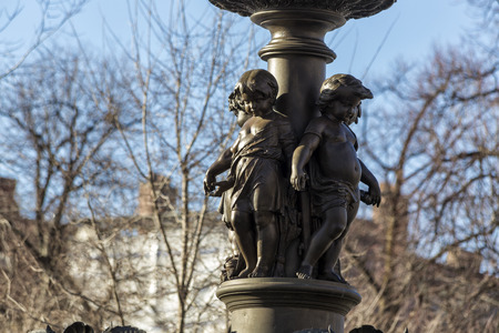the brewer: Brewer Fountain, Boston