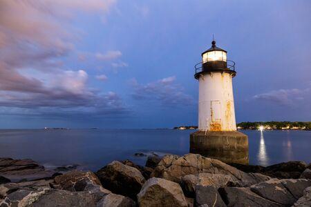 Lighthouse in Salem