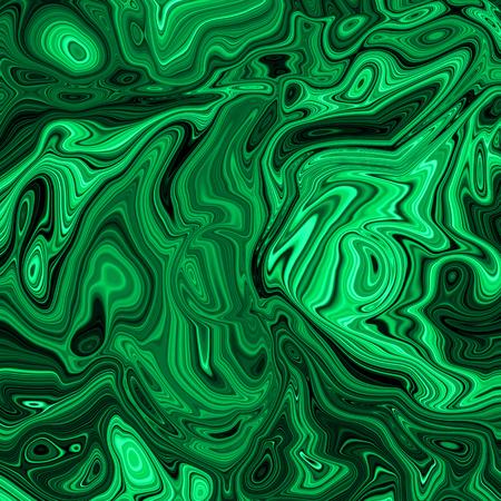 Malachite abstract background