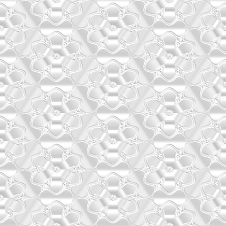 Wall panel 3d seamless background