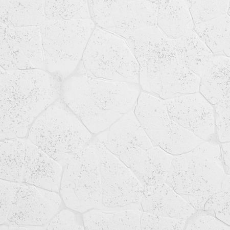 White cracked wall texture Stock Photo
