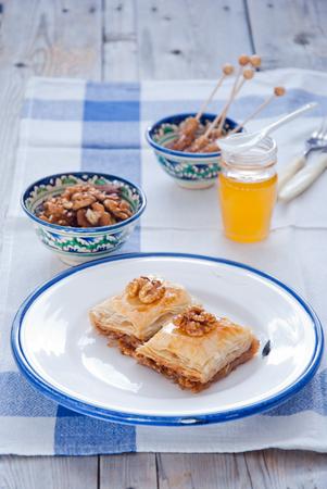 バクラヴァ トルコのデザート
