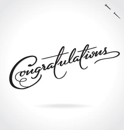 congratulations: FELICIDADES letras