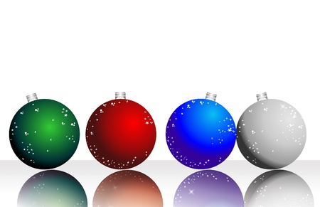 christmas illustration Stock Vector - 9885586