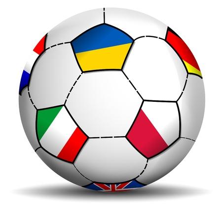 port of spain: soccer ball