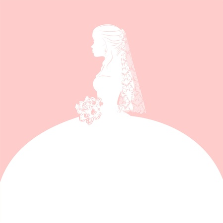 bride Stock Vector - 9999066