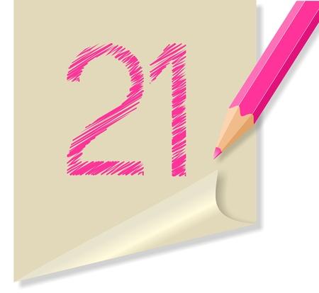 blu: post it numero 21