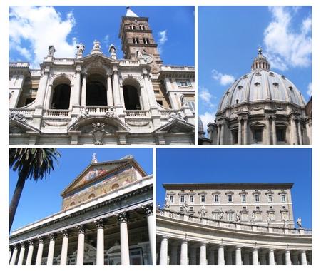 gotico: Chiese storiche di Roma