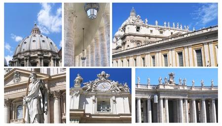 obelisco: La Basilica di San Pietro, Vaticano