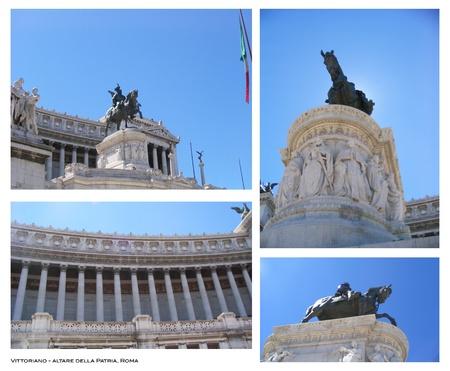 obelisco: LAltare della Patria, Roma