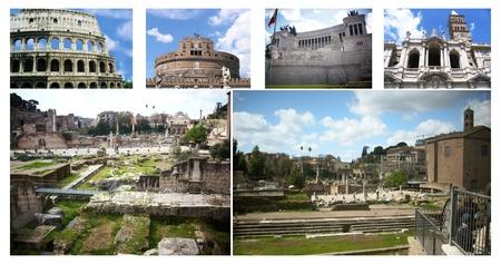 gotico: Roma, Capital italiana