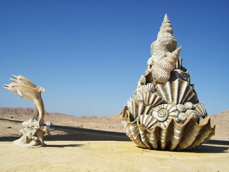 marsa: ras mohammed, sinai desert