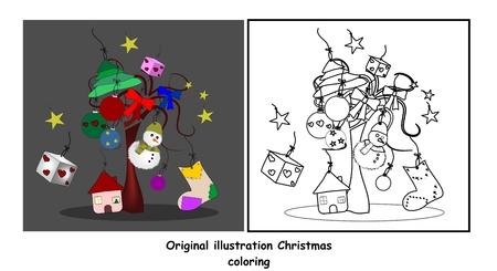 bambini: Natale a colori
