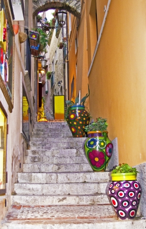 taormina Stock Photo - 10835322