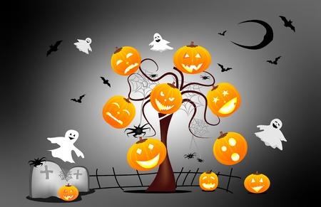Happy Halloween Archivio Fotografico