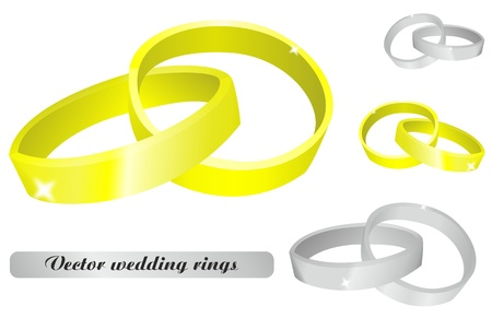 luce: vector wedding Illustration