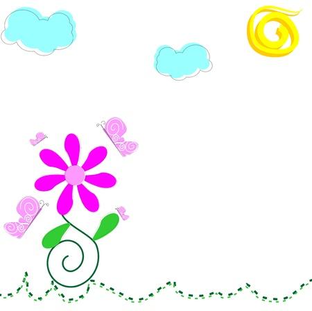 fantasia: primavera sfondo