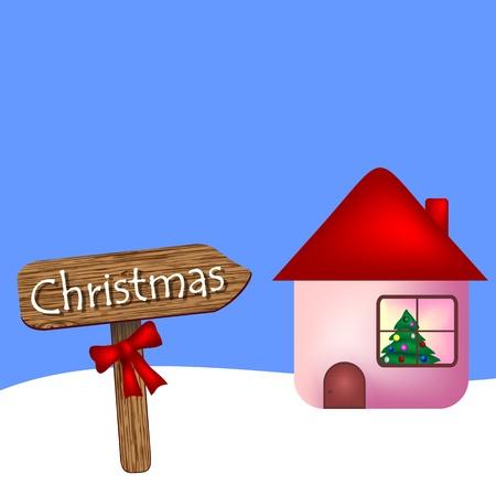 allegro: Natale illustrazione