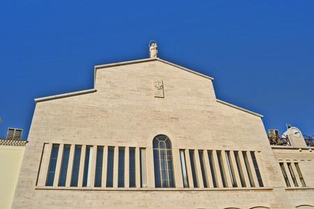 rotondo: church Stock Photo