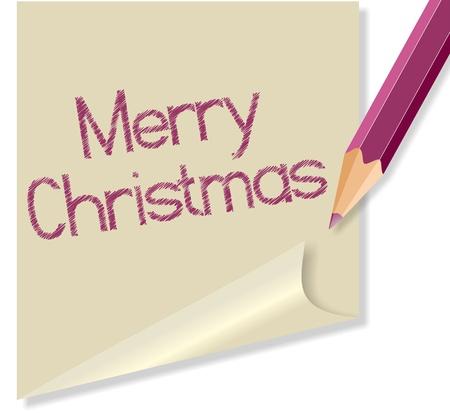 Merry Christmas Stock Vector - 12081518