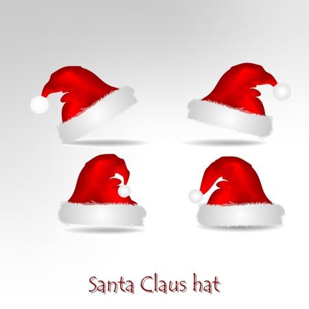 Santa Claus kapelusz