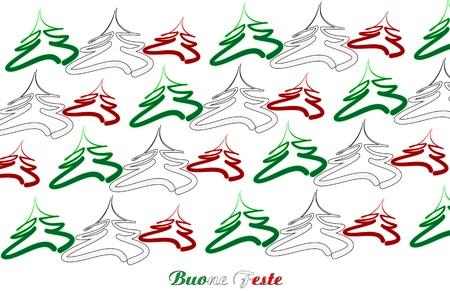 albero: Texture Italy Illustration