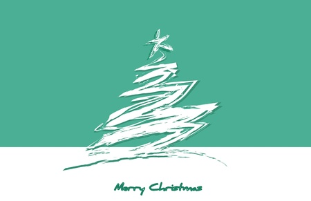 merry christmas Stock Vector - 11412778