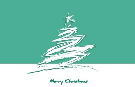 merry christmas Stock Vector - 11412778