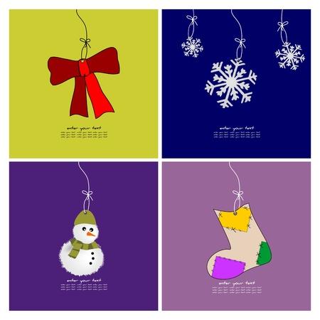 Christmas Wallpapers Vector