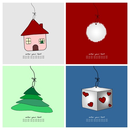 Christmas Wallpapers Vector