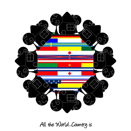 All the World Country is