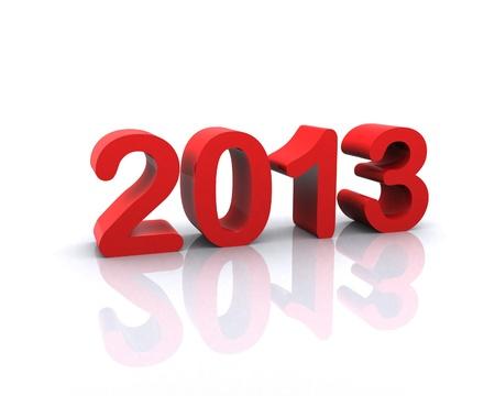 2013 - 3D Stock Photo - 12467526