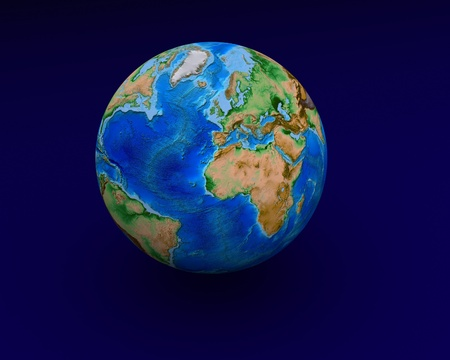 World photo
