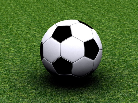 Soccer Ball  Stock Photo - 12748569