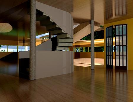 Inside the house photo