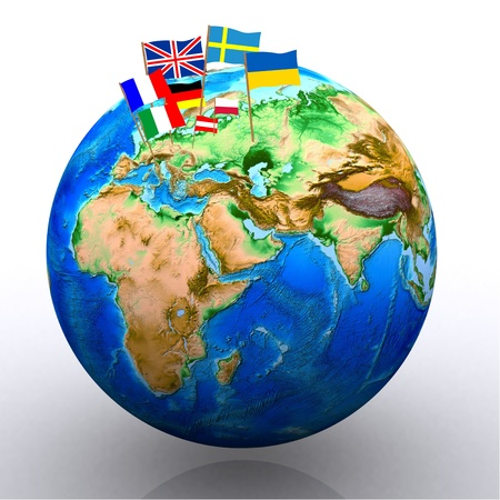 Europe Stock Photo - 13153220