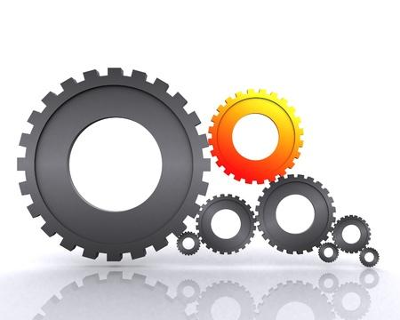 Mechanism Stock Photo - 13171751