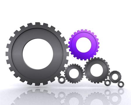 construction companies: Mechanism