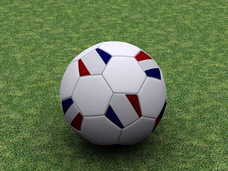 French football photo