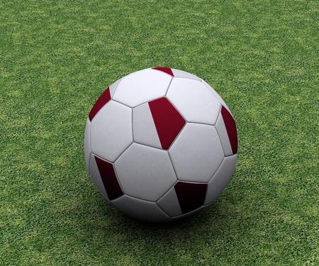 Polish football photo