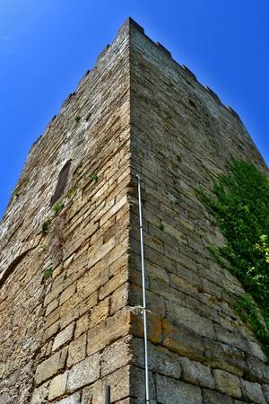 Castle di Lombardia, Enna Stock Photo - 13580769
