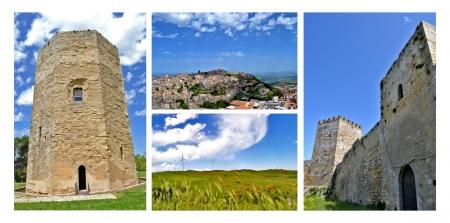 Enna, Sicily  Stock Photo - 13651999