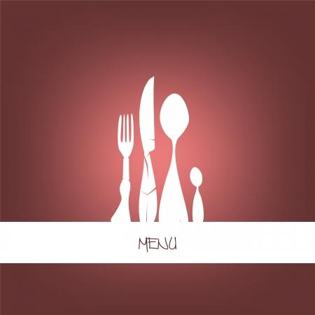 logo de comida: Menú
