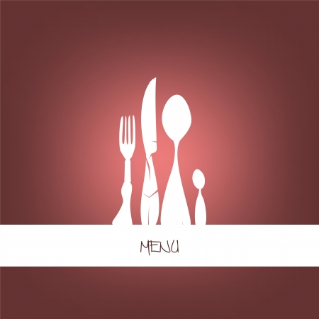 Menu Stock Vector - 13670854