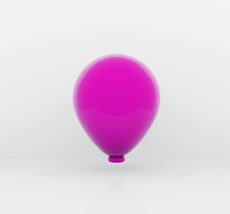Balloon - 3D Stock Photo - 14126245
